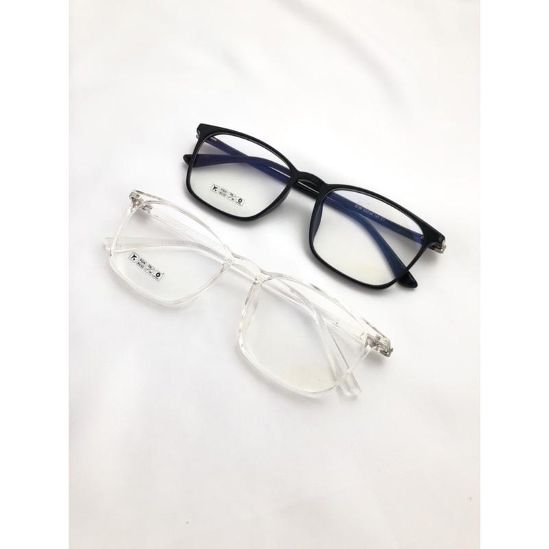 Gọng kính cận nam nữ mắt kính thời trang