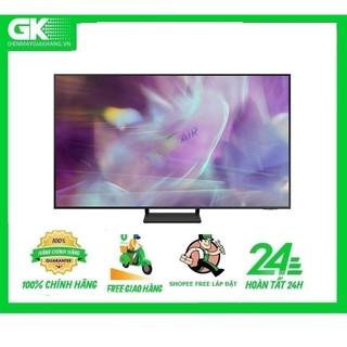 QA43Q60A-MIỄN PHÍ CÔNG LẮP ĐẶT-Smart Tivi Samsung QLED 4K 43 inch QA43Q60A thumbnail