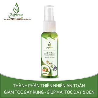 Serum dưỡng tóc tinh dầu vỏ bưởi 38ml JULYHOUSE