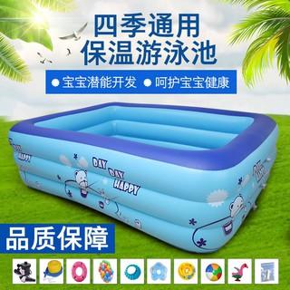 Bể Bơi Bơm Hơi Mini Cho Bé
