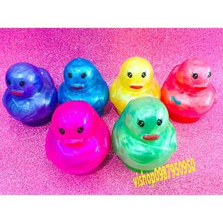 chất nhờn đồ chơi slime vịt con – slime nhũ đẹp dạng lỏng mã YJX4 J7 in 1