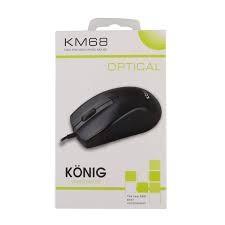chuột máy tính konig kn68