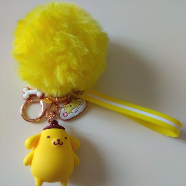 พวงกุญแจตุ๊กตาน่ารัก มีหลากหลายแบบ