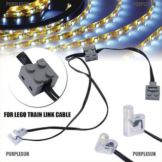 PURPLESUN Power Technic Function 8870 LED Light Link Line Cable For Train Vehicle Kit