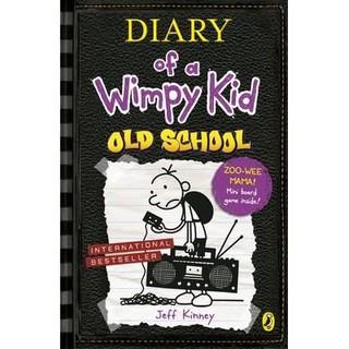 Sách Diary Of A Wimpy Kid - Old School ( Nhật Ký CHú Bé Nhút Nhát - Tập 10, Phiên bản Tiếng Anh) thumbnail