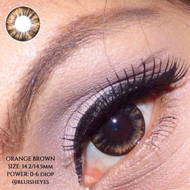 Lens vassen Hàn Quốc _ Orange brown - 2520979 , 341569460 , 322_341569460 , 130000 , Lens-vassen-Han-Quoc-_-Orange-brown-322_341569460 , shopee.vn , Lens vassen Hàn Quốc _ Orange brown