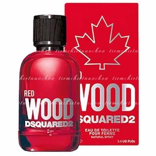 Nước Hoa Nữ DSQUARED2 Red Wood Pour Femme EDT thumbnail
