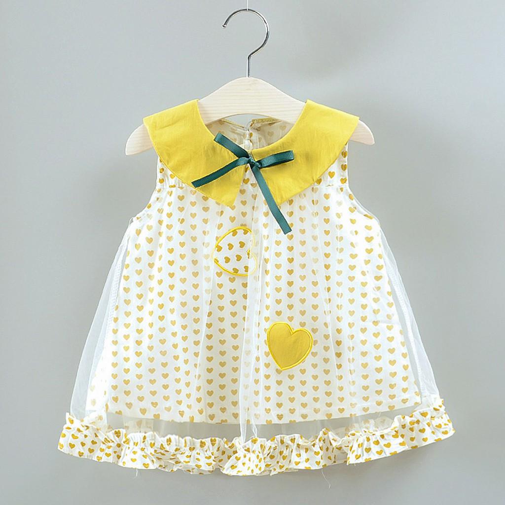 Đầm công chúa chấm bi cho bé gái - 22646803 , 2474546486 , 322_2474546486 , 148170 , Dam-cong-chua-cham-bi-cho-be-gai-322_2474546486 , shopee.vn , Đầm công chúa chấm bi cho bé gái