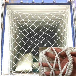 Lưới chắn container , lưới bảo vệ hàng hóa chắn trước cửa thùng