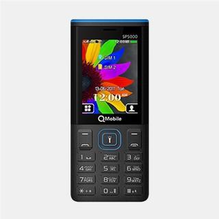 Điện thoại Q – Mobile sp 5000 loa to, chữ to, dành cho người già