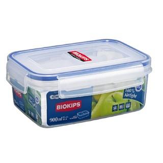 Hộp nhựa thực phẩm Hàn Quốc Komax Chính hãng chữ Nhật, dùng trong lò vi sóng 450ml, 900ml, 1.1L, 2.4L, 4.6L, 5.2L