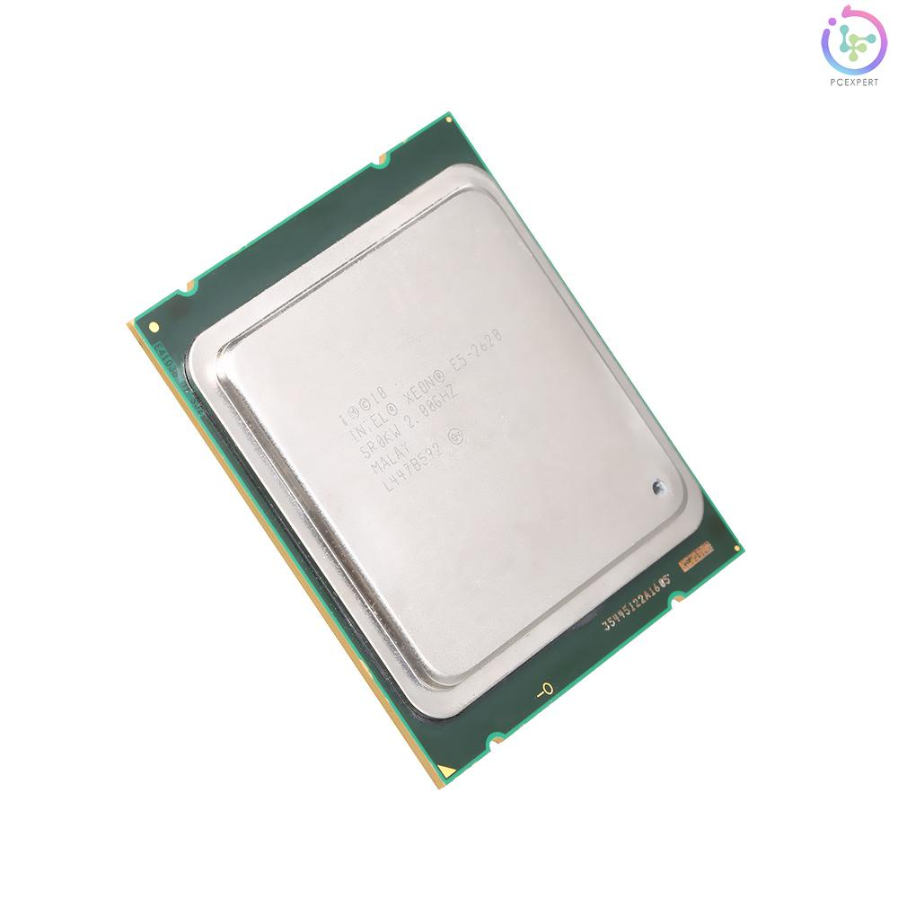 Máy Xử Lý Intel Xeon E5-2620 15m Cache 2.00 Ghz 7.20 Gt / S Intel Qpi