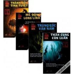 Combo 4 cuốn sách - Ma thổi đèn phần 1