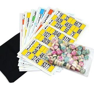 Đồ chơi cờ loto ( loại thường )