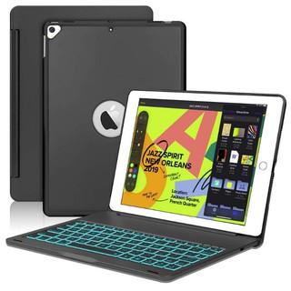 Bàn phím bluetooth cho iPad Pro 10.2 thế hệ mới siêu mỏng - Có 7 màu đèn nền bàn phím thumbnail