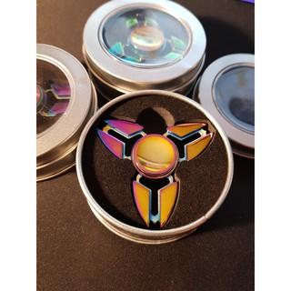 Spinner thép, con quay titan 7 màu