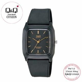 Đồng hồ Unisex Q&Q Citizen VP48J004Y dây nhựa thương hiệu Nhật Bản