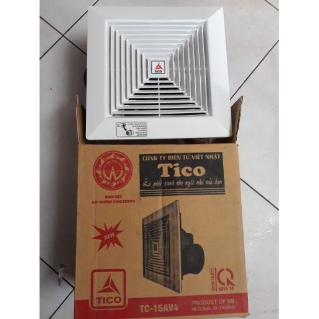 Quạt hút mùi hút trần Tico 15AV4