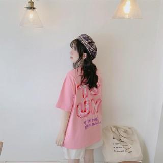 Hình ảnh Áo Thun TSUN - Candy - Hồng-8