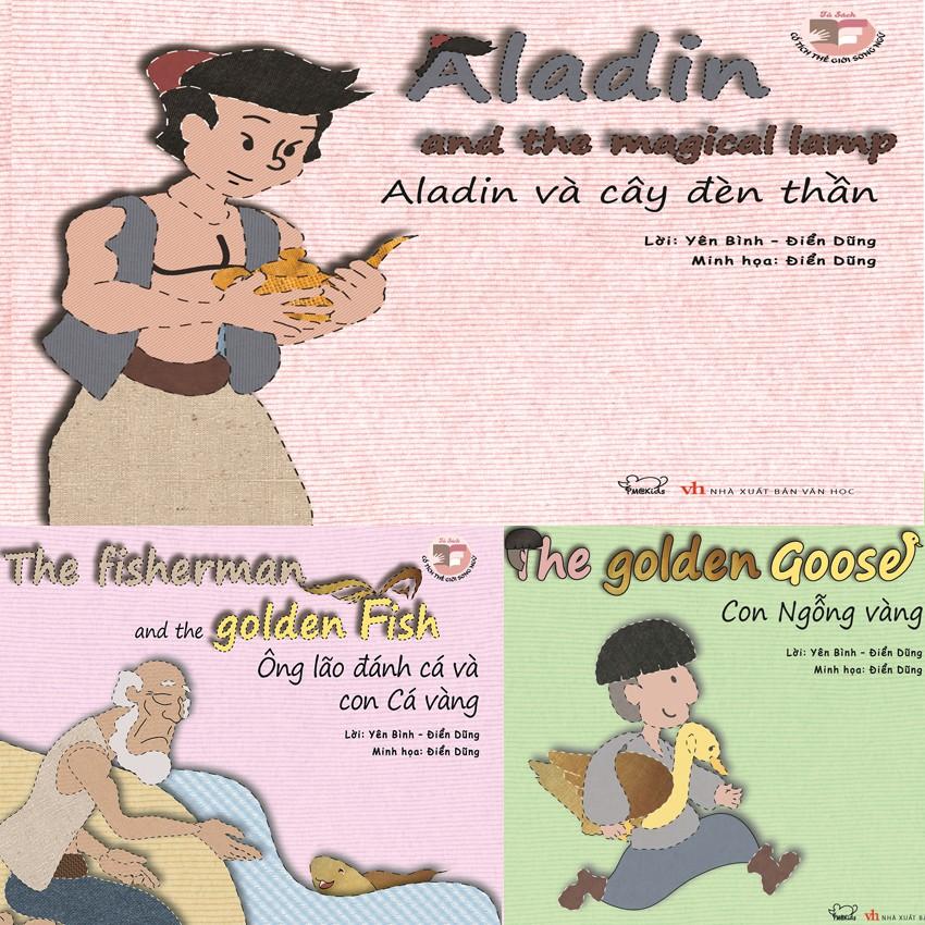 Bộ 3 cuốn sách song ngữ Việt Anh 3 chủ đề cho bé NXB Văn học - 2420226 , 1086138776 , 322_1086138776 , 82000 , Bo-3-cuon-sach-song-ngu-Viet-Anh-3-chu-de-cho-be-NXB-Van-hoc-322_1086138776 , shopee.vn , Bộ 3 cuốn sách song ngữ Việt Anh 3 chủ đề cho bé NXB Văn học