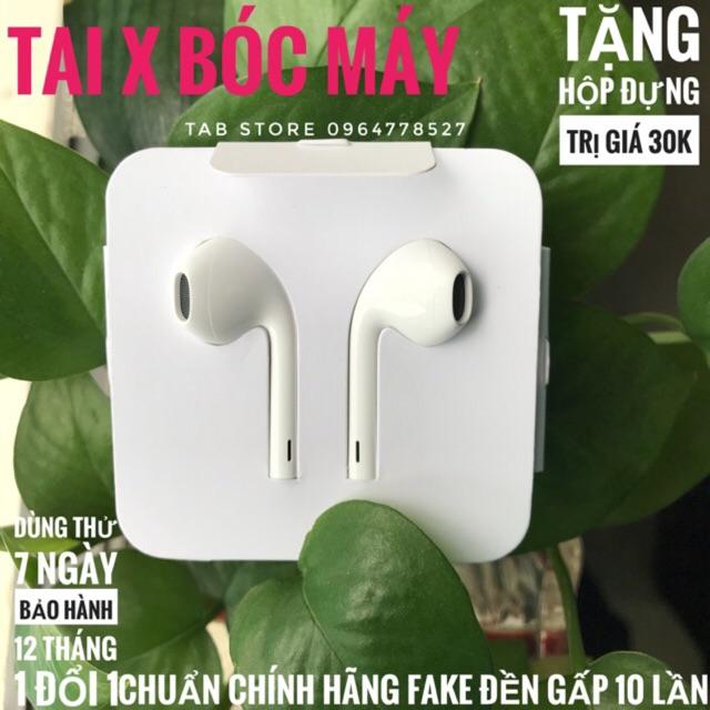 Tai Nghe IPHONE X-X Xs Max ZIN Bóc Máy (TẶNG HỘP ĐỰNG)