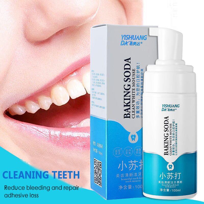 Kem đánh răng Tao Bọt Làm sạch Tẩy Trắng Dịu nhẹ Tự nhiên Chống Ê Buốt