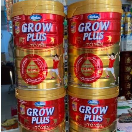 Sữa bột DIELAC GROW PLUS tổ yến 3+ 850g