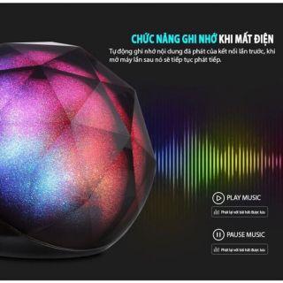 Loa bluetooth 7 màu color Ball ,chất lượng âm thanh cực hay
