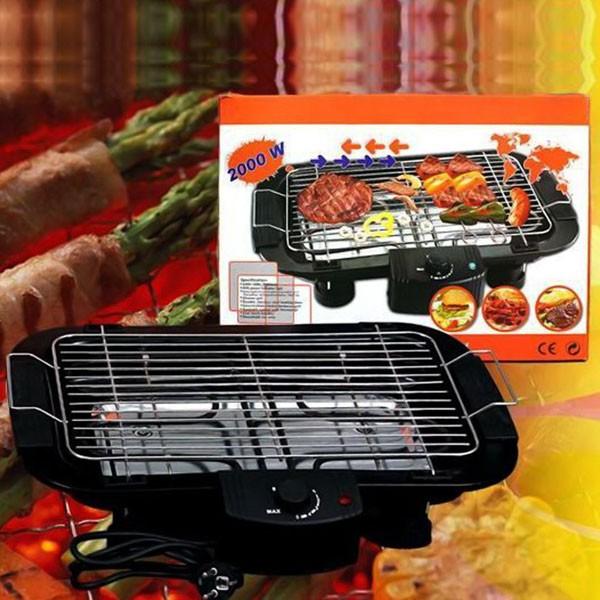 Bộ 2 bếp nướng điện cao cấp không khói Electric Barbecue Grill PL155 - 3372562 , 1024513553 , 322_1024513553 , 370000 , Bo-2-bep-nuong-dien-cao-cap-khong-khoi-Electric-Barbecue-Grill-PL155-322_1024513553 , shopee.vn , Bộ 2 bếp nướng điện cao cấp không khói Electric Barbecue Grill PL155