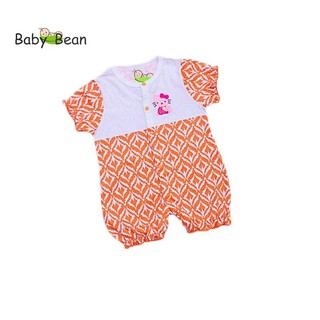 Bộ Bodysuit bé gái (màu ngẫu nhiên) BabyBean