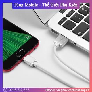 Cáp Sạc Hoco U49 micro usb 1.2M – cáp chính hãng cho điện thoại androi samsung xiaomi huawei.