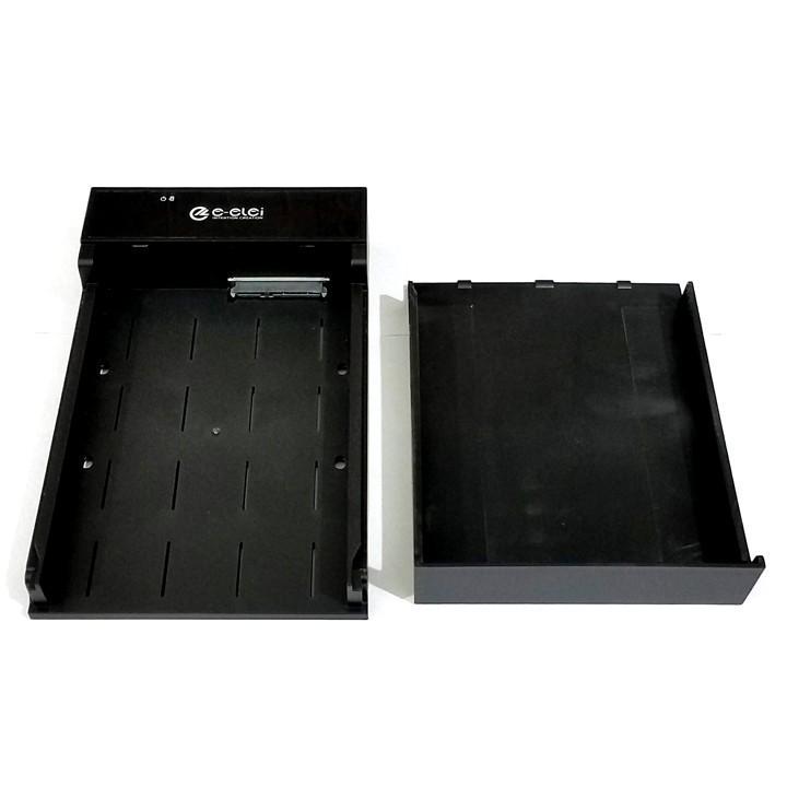 (GIÁ HỦY DIỆT)  Box ổ cứng 3.5 inch EL-H2 USB 3.0 - SIÊU BỀN
