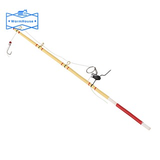 1/12 Ratio House Miniature Rod Fishing Tool Model Toy