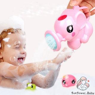 ❀ZZ-Elephant Sprinkler Pretend Bathroom Play Water Educational Kids Baby Shower Toy