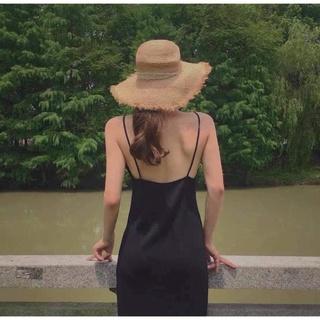Váy Maxi Cổ Yếm Hở Lưng Hàng Đủ Size