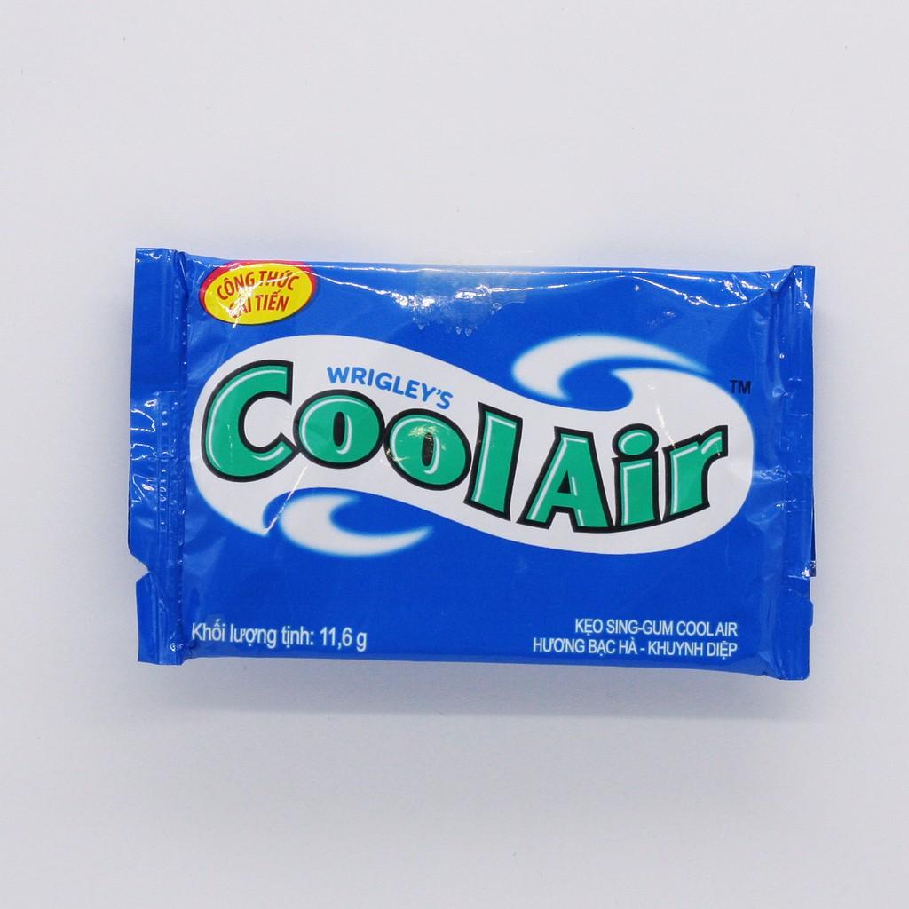 Singum Cool Air hương Bạc Hà vỉ 11.6g