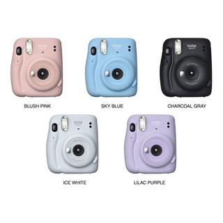 Máy ảnh Fujifilm Instax Mini 11 – [TẶNG KÈM 10 FILM MINI]