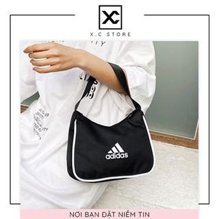 [RẺ NHẤT SHOPEE] Túi xách đeo vai cầm tay Adidas nam, nữ XC-006, chống thấm nước, túi thể thao thumbnail