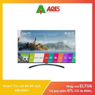Smart Tivi LG 4K 65 inch 65SJ800T | Chính hãng, Giá rẻ