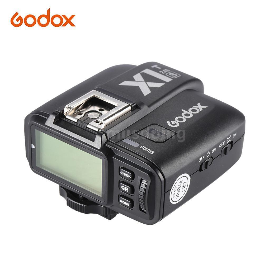 Phụ kiện điều khiển chụp ảnh godox x1t-s TTL 1 / 8000s HSS cho máy ảnh