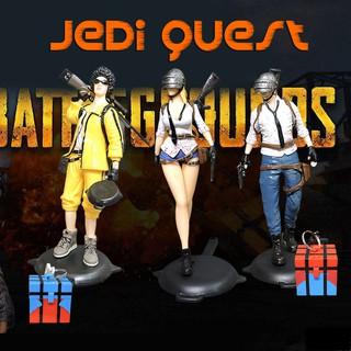 Mô hình đồ chơi các nhân vật trong game Jedi Survival