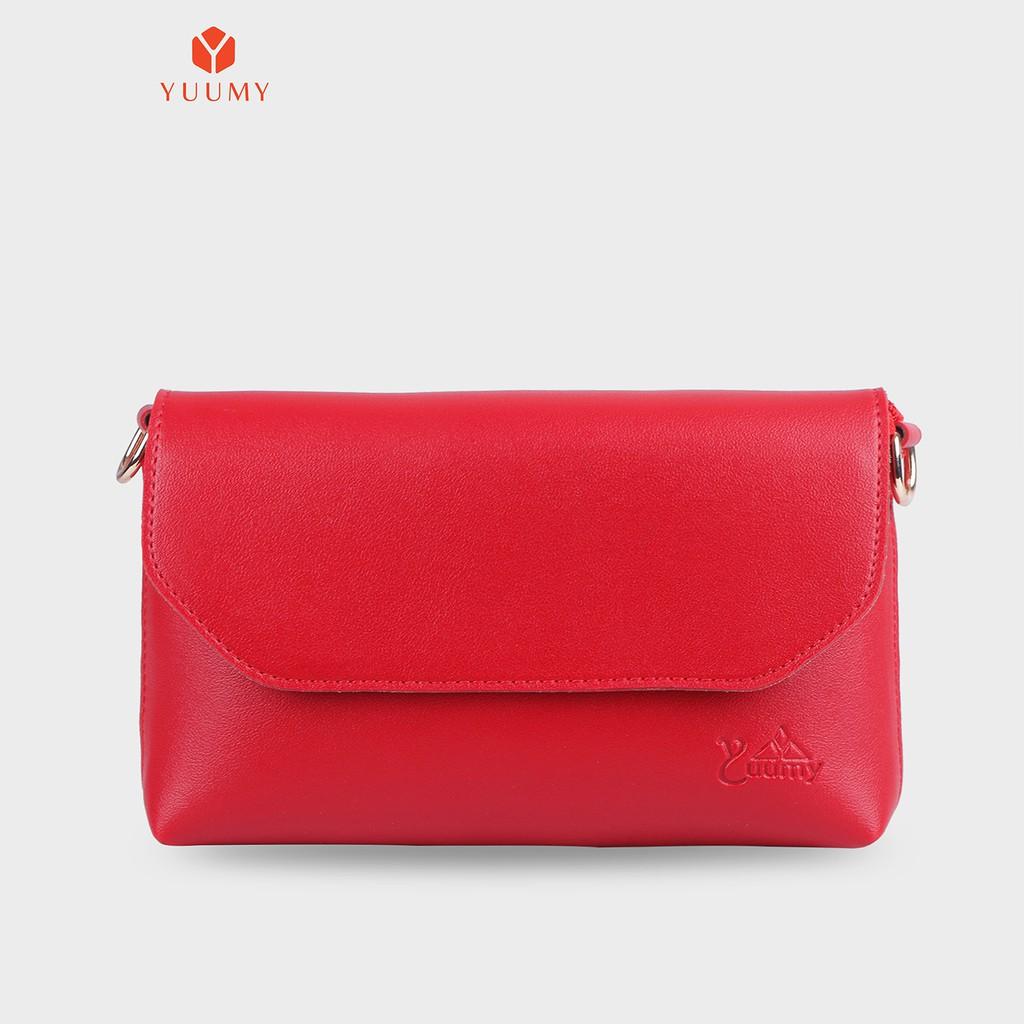 Túi đeo chéo thời trang nữ YUUMY YN39 nhiều màu