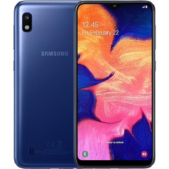Hình ảnh Điện Thoại Samsung Galaxy A10 - Hãng Phân Phối Chính Thức-3