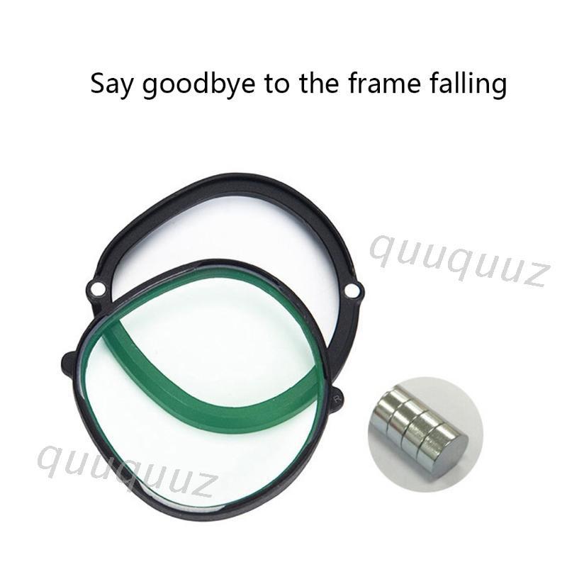Khung kính nam châm có thể tháo rời cho kính thực tế ảo oculus-quest 2 / 1 vr