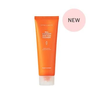 Sữa rửa mặt Carrot Acne Foam Cleanser thumbnail