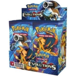 Pokémon TCG Evolution Booster-Box – Includes 36 Booster-Packs