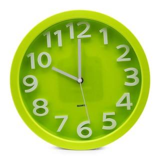 Đồng hồ treo tường cao cấp Colorful World Tienich168 TI193 ( Xanh lá )