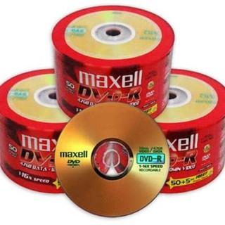 Đĩa Trắng DVD maxell 4.7GB chất lượng cao