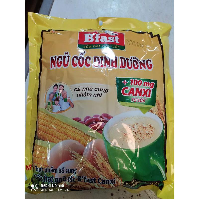Ngũ cốc kachi can xi vina cafe (20gõi25gr /1 bịch )
