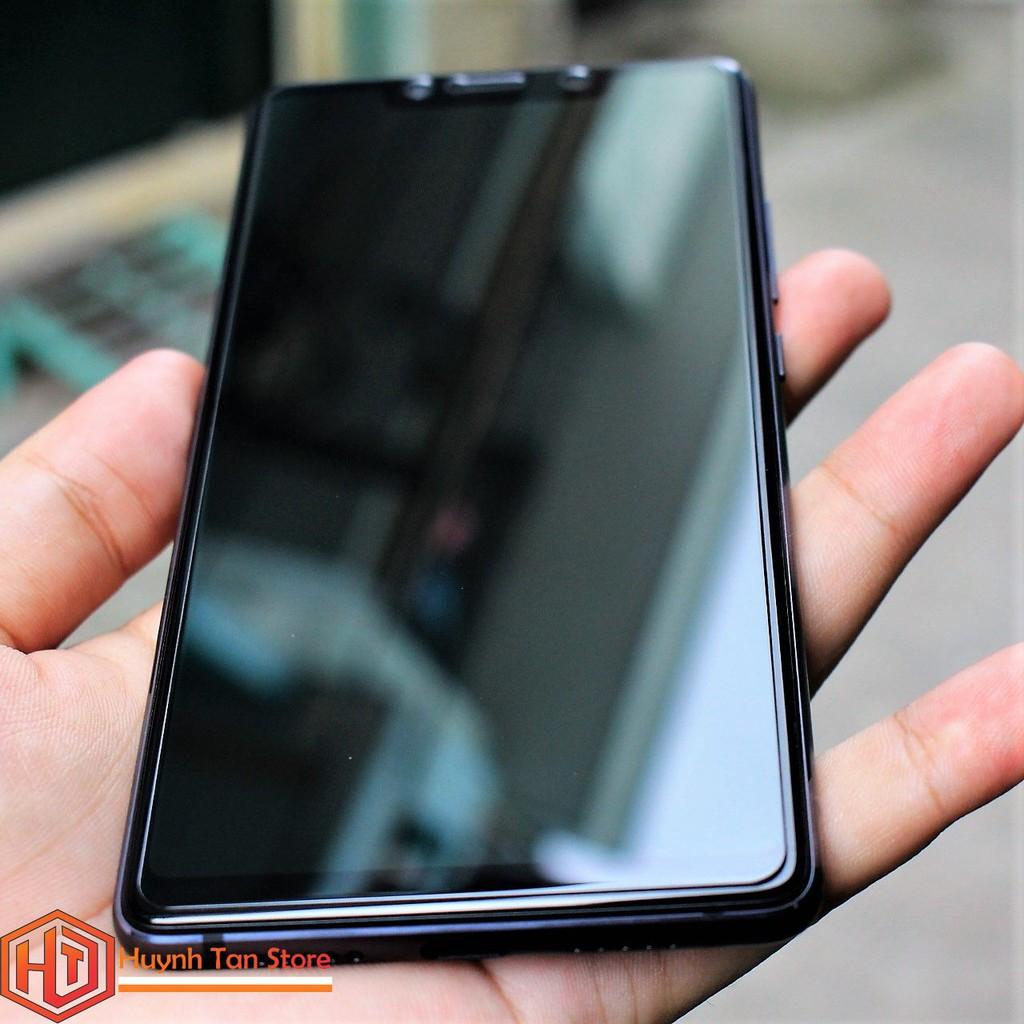 Xiaomi Mi 8 SE _ Kính cường lực trong suốt không full màn chính hãng Gor